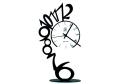 イタリア製置き時計 AM01729 ピーチ