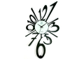 イタリア製壁掛時計 AM01706  ビックバン