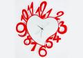 イタリア製壁掛時計 AM-1703 バム バム