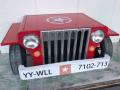 車のリビングテーブル YW71049D (2色展開)