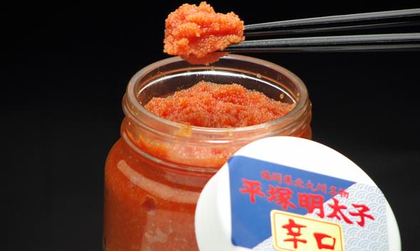 辛口粒明太子(150g)