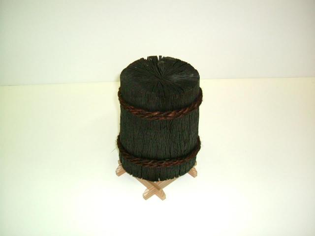 インテリア木炭