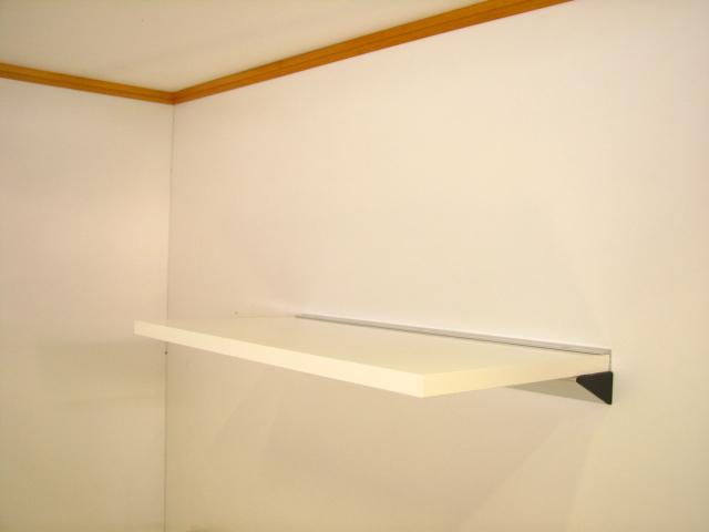 神棚棚板スノーホワイト56cmタイプ設置画像