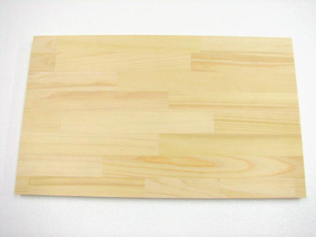 パイン集成材の棚、収納の仕切り板