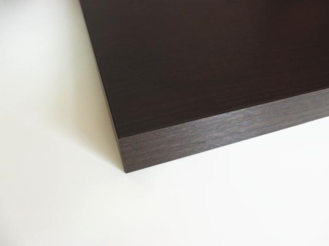 イビデン建装メラミン化粧板で作ったテーブル用の天板