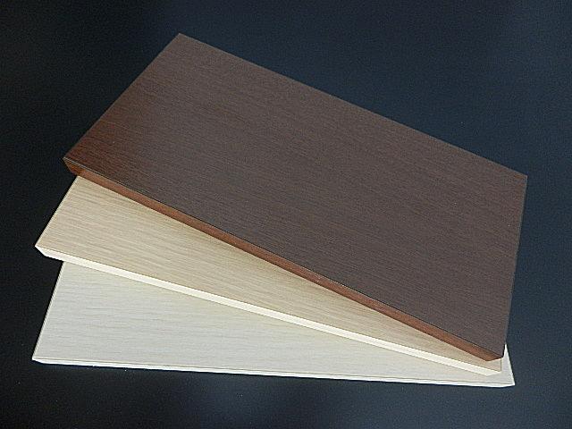 メラミン化粧板で作るテーブル天板、サイズが自由に指定できるテーブル天板