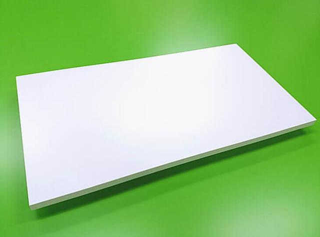 棚板オーダー カット加工通販で棚不足解決 収納の棚板追加増設