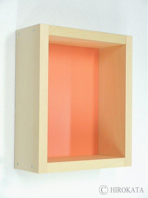 インテリアニッチ、新築時壁に埋め込んで取り付ける飾り棚ニッチ