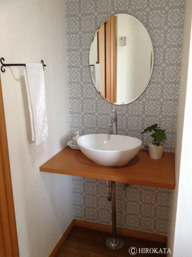 洗面化粧台専用メラミンカウンター天板