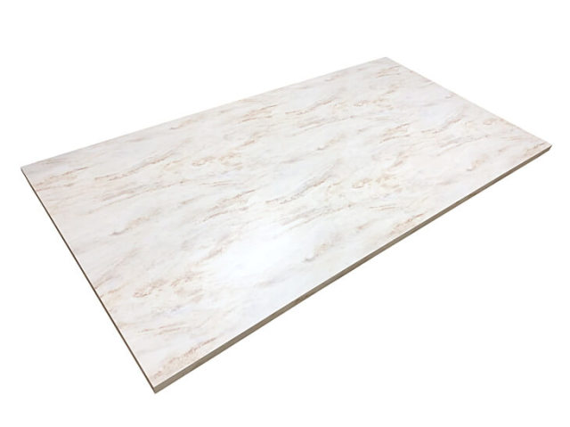 テーブル天板 大理石調の豪華なテーブル[特注サイズ加工専門店]