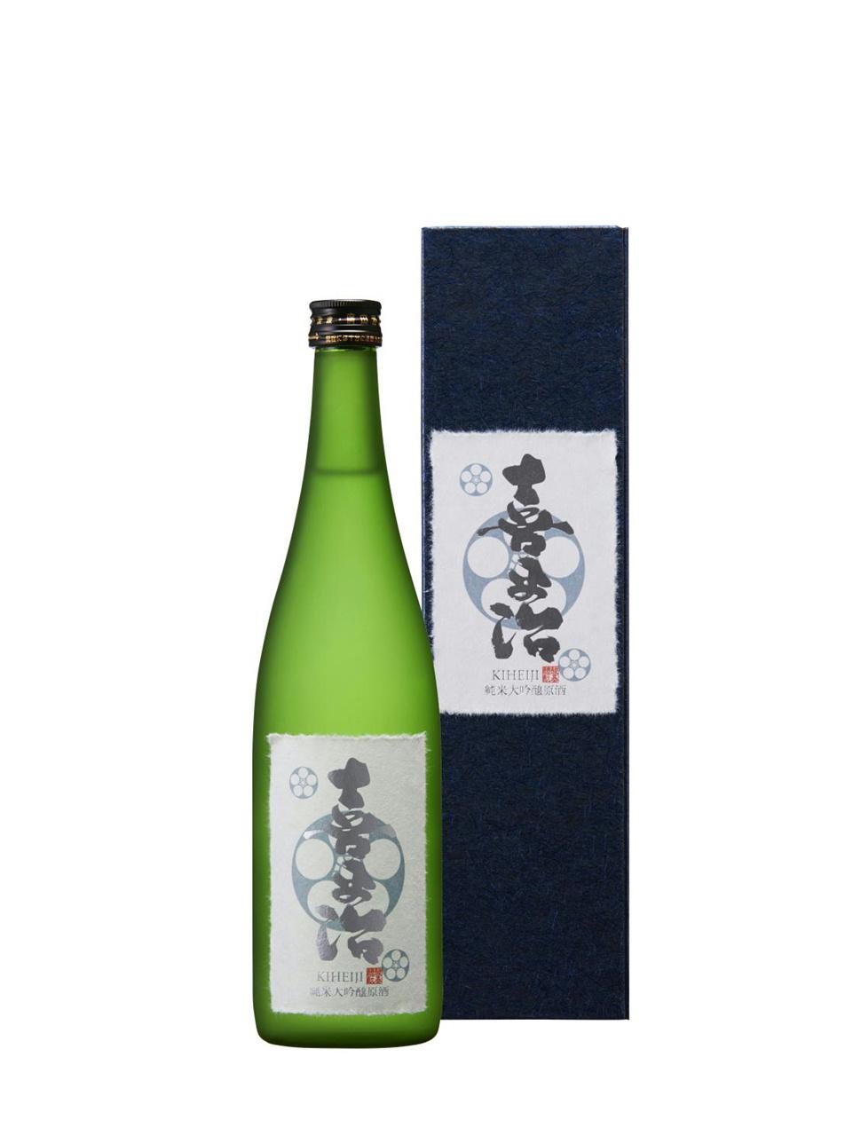 純大原酒 喜平治720