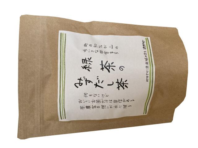 [四万十源流域より]緑茶のみずだし茶