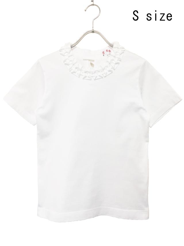 リボン、Tシャツ、半袖、ビジュー、スパンコール
