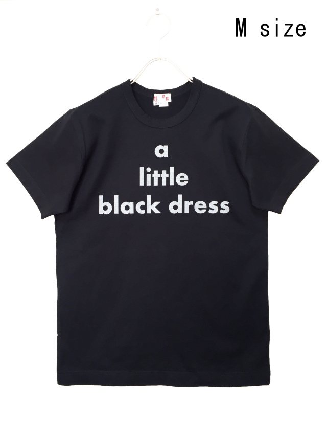 メッセージ、Tシャツ、半袖、モノトーン、プリント