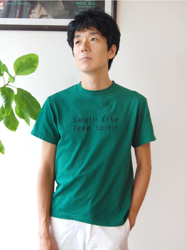 17/-天竺 Smells Tシャツ