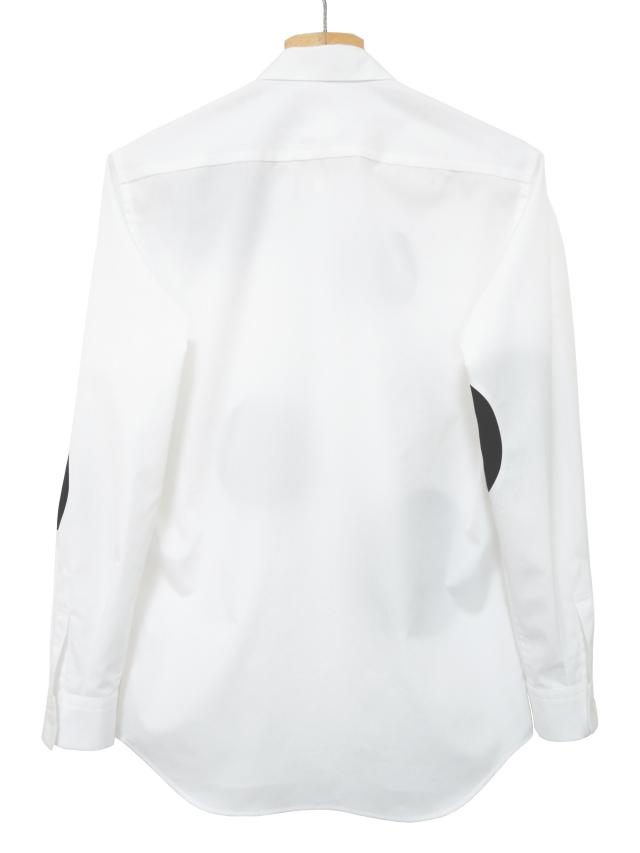 ブロード,綿,メンズシャツ,水玉,ドット