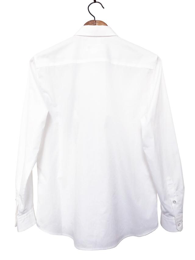 シャツ、ブロード、刺繍、レディース、長袖