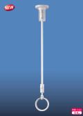 キョーワナスタ 部屋干金具(天吊りタイプ) KS-DA104A 1本販売