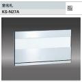 ナスタ 室名札 KS-N27A シルバー 126x215.2 アルミ製