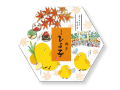 名菓ひよ子 角7個入(秋箱)