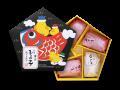 名菓ひよ子 角5個入(端午の節句限定パッケージ)
