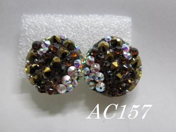 AC157 ひよこオリジナルイヤリング