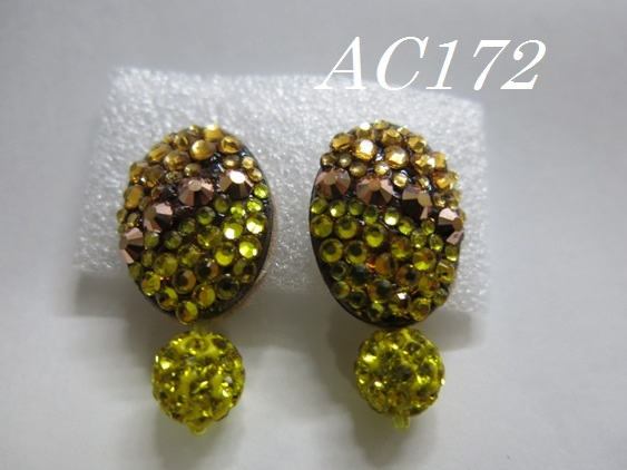 AC172 ひよこオリジナルイヤリング