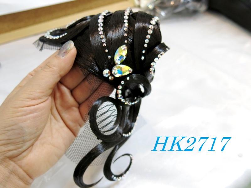 HK2717 ひよこオリジナルヘアアクセサリー