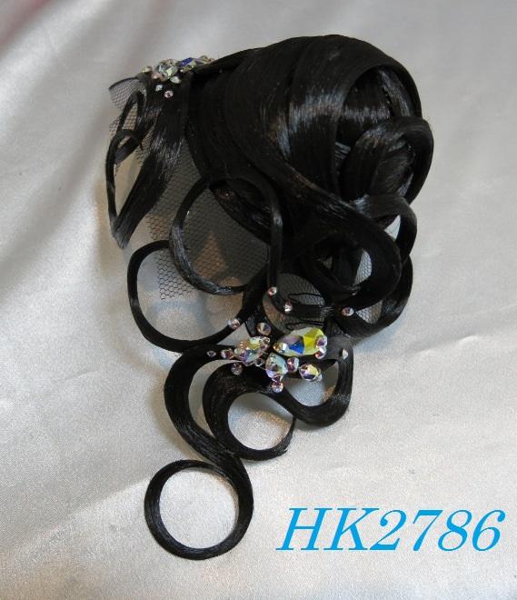 HK2786 ひよこオリジナルヘアアクセサリー