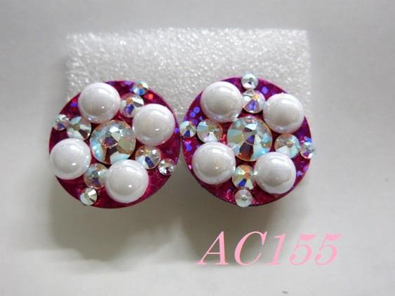 AC155 ひよこオリジナルイヤリング