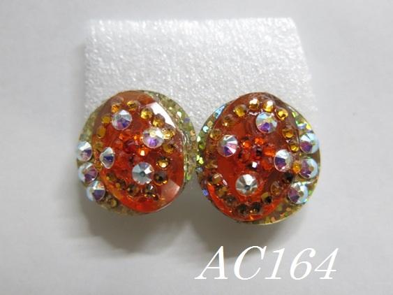 AC164 ひよこオリジナルイヤリング
