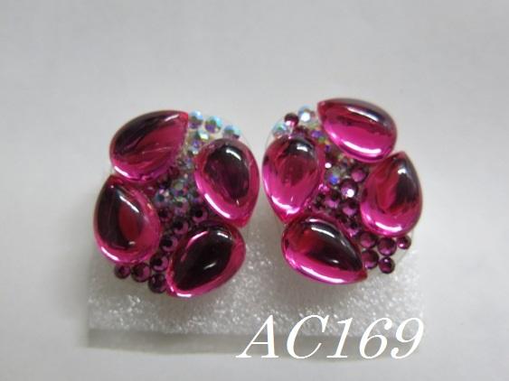 AC169 ひよこオリジナルイヤリング