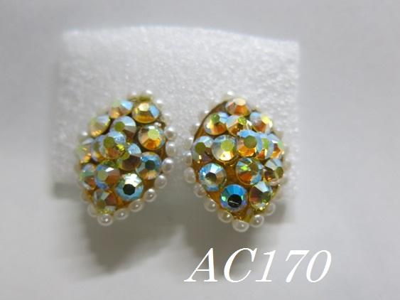 AC170 ひよこオリジナルイヤリング