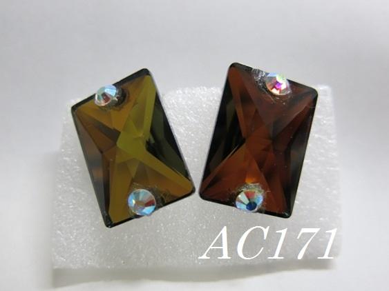 AC171 ひよこオリジナルイヤリング