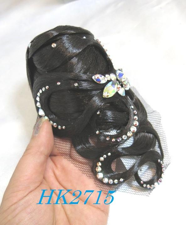 HK2715 ひよこオリジナルヘアアクセサリー