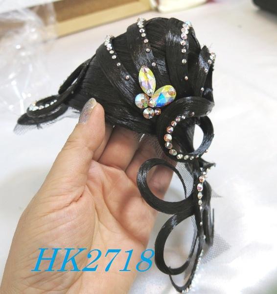 HK2718 ひよこオリジナルヘアアクセサリー