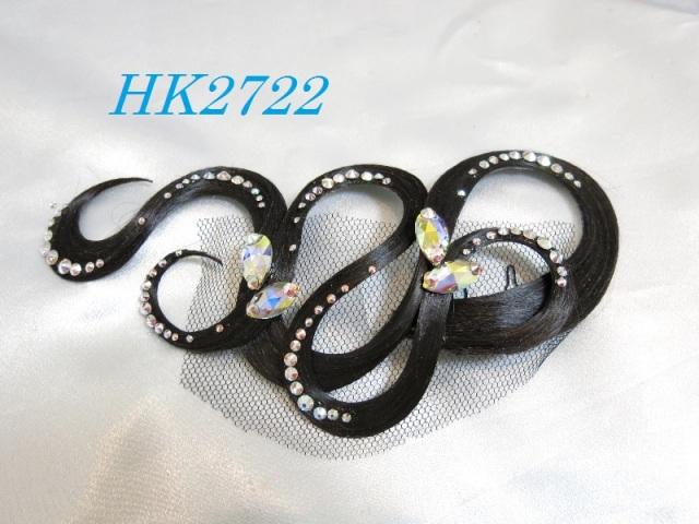 HK2722 ひよこオリジナルヘアアクセサリー