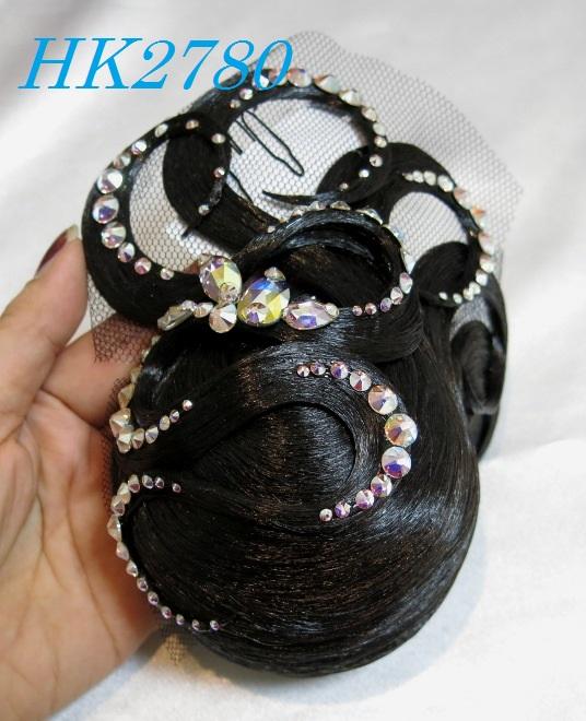HK2780 ひよこオリジナルヘアアクセサリー