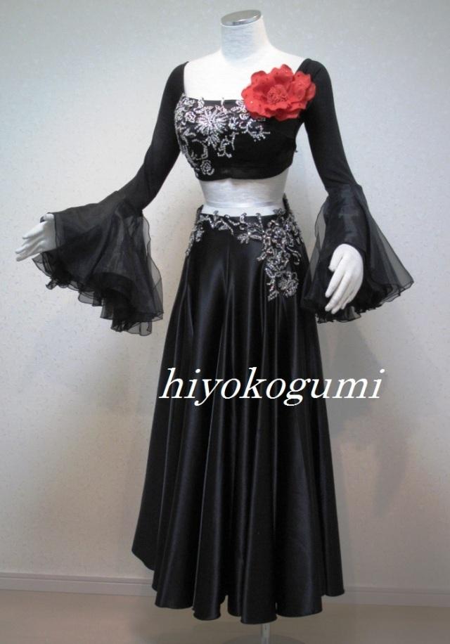 RL828 ジャンティ製 パソ用ドレス