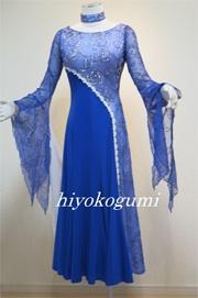 M911 インザモード製 ブルー スタンダードドレス