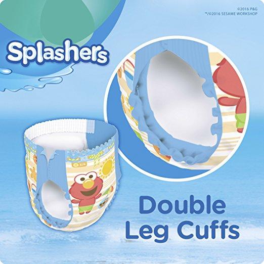 小学生、中学生サイズのプール用おむつ。障害児、療育、水遊び用。BIGより大きい。使い捨て。