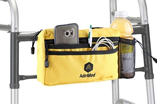 車椅子、歩行器用ポーチ、バッグ