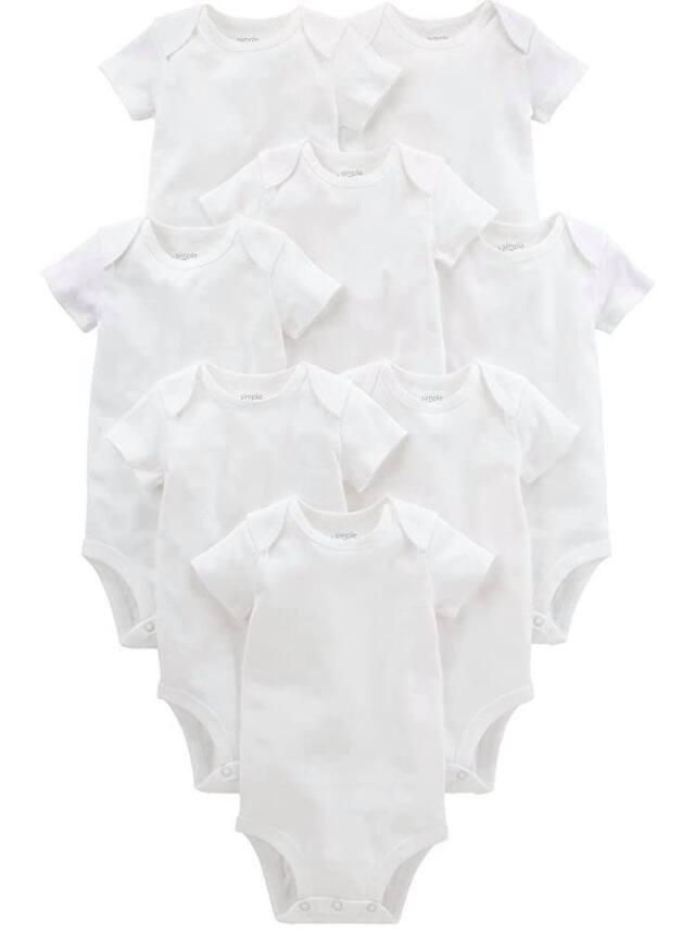 小さな赤ちゃんのための肌着。低出生体重児、未熟児ちゃん、NICUからの退院用に。