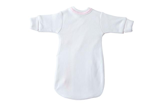 グリーフケアエンゼルドレス、超未熟児、超低出生体重児、死産、流産で亡くなった赤ちゃんの小さいドレス。産着、葬儀・お見送り。