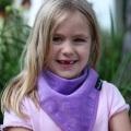 障害児用スタイ、おしゃれなよだれかけ。