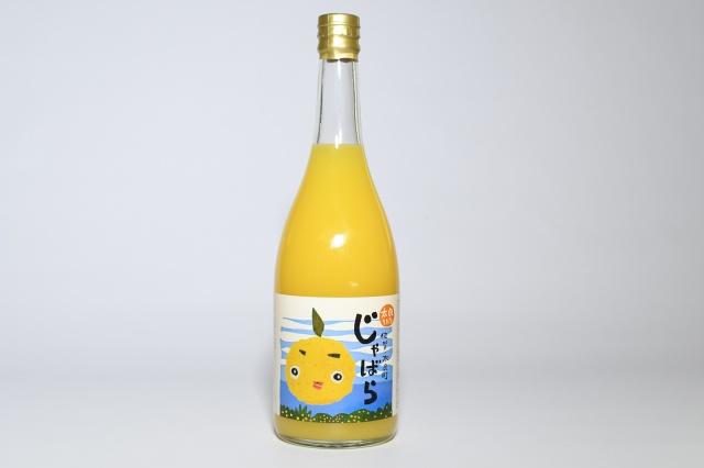 じゃばらストレート果汁720ml