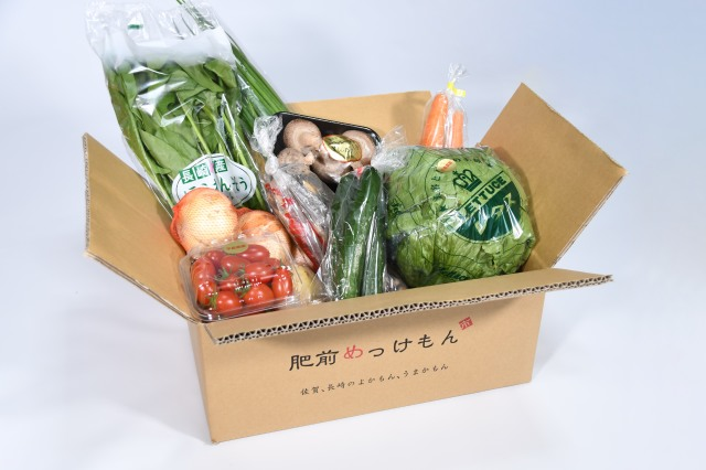 【コロナウィルスに負けるな!応援キャンペーン:送料無料】肥前の国のお野菜詰め合わせセット