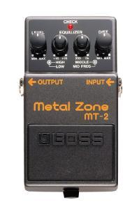 BOSS「MT-2Metal Zone」(0002-012)