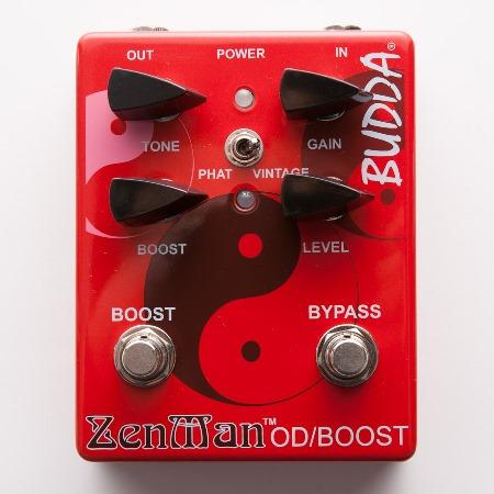 BUDDA 「Zenman Overdrive  /Boost」(0001-010)