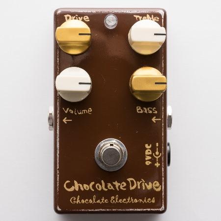 Chocolate Electronics「Chocolate Drive」【再入荷待ち・予約受付中】(0002-136)
